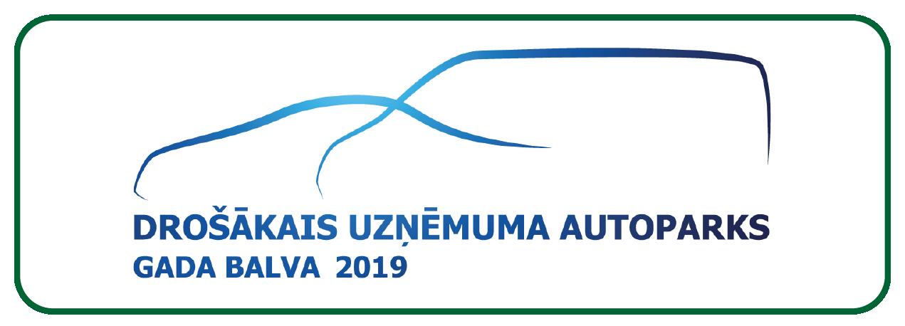 Drošākais uzņēmuma auto parks 2019